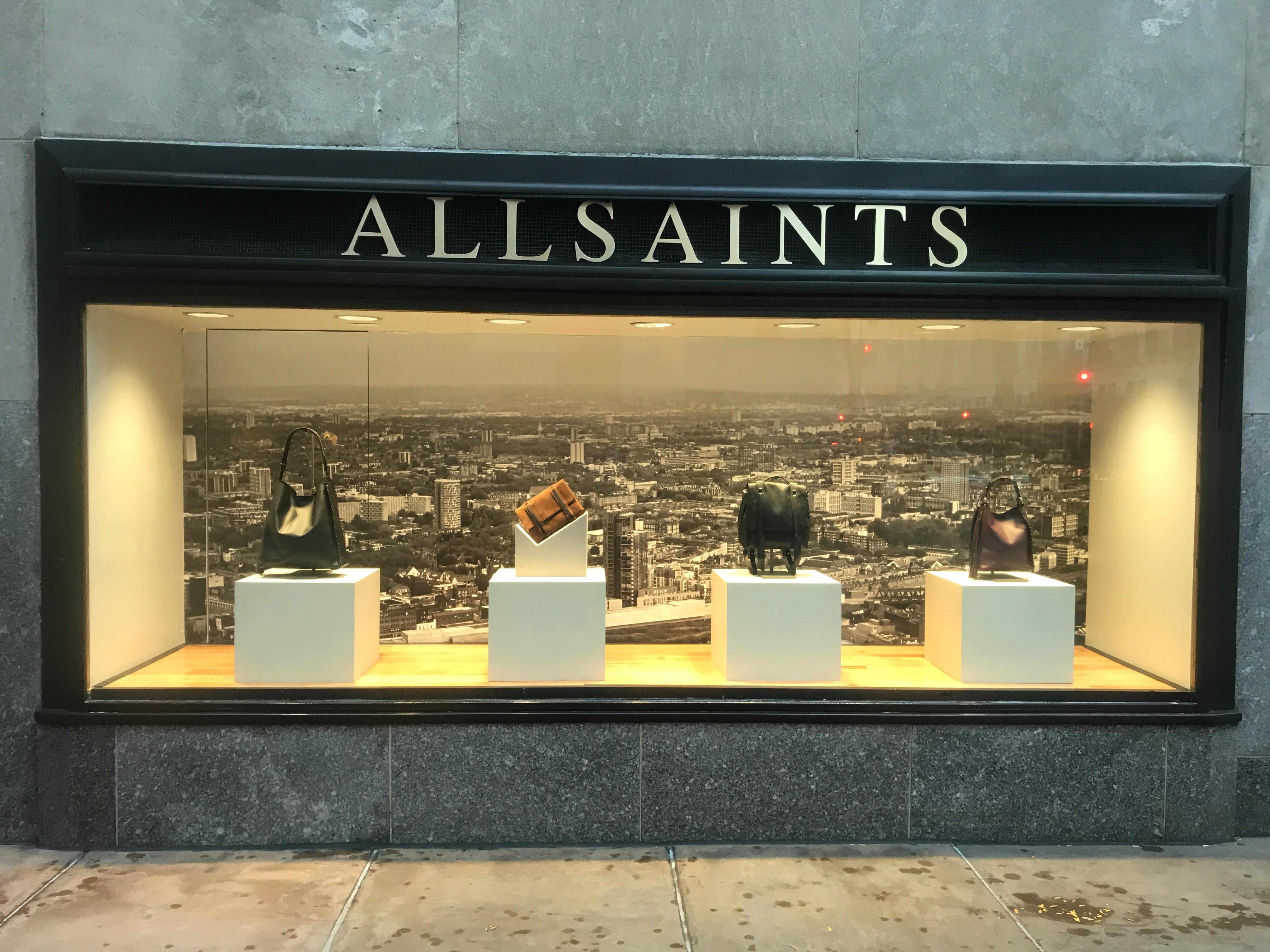 AllSaints Rockefeller Center