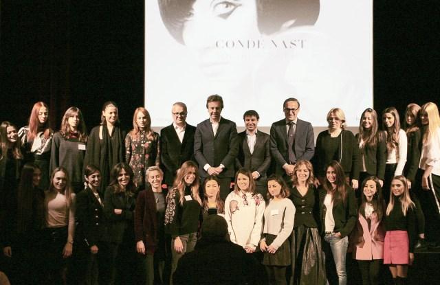 Condé Nast Social Academy presentation.