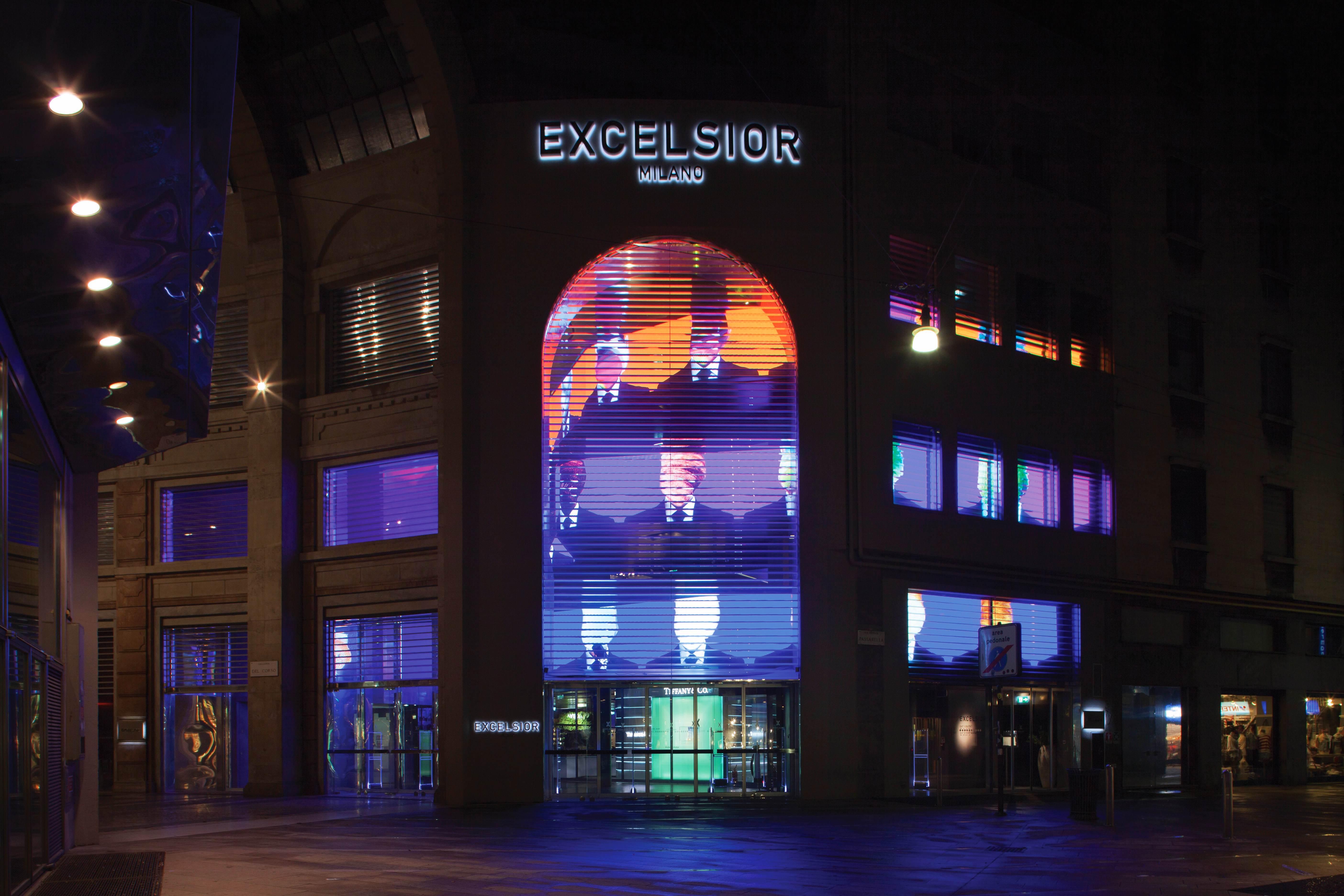 Excelsior Milano.