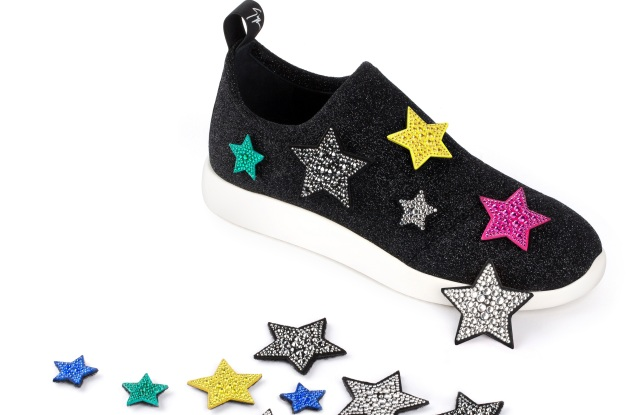 Giuseppe Zanotti Customizable snakers