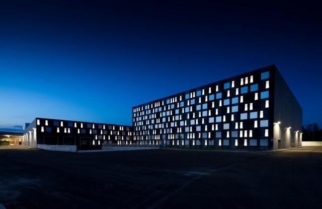 ICR plant in Lodi, Italy.