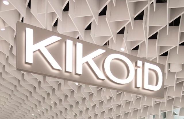 KIKOiD store in Milan's Corso Vittorio Emanuele II.