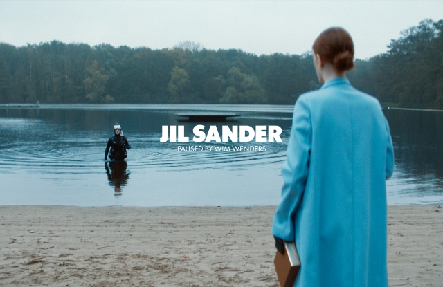 Jil Sander Spring 2018 advertising campaign