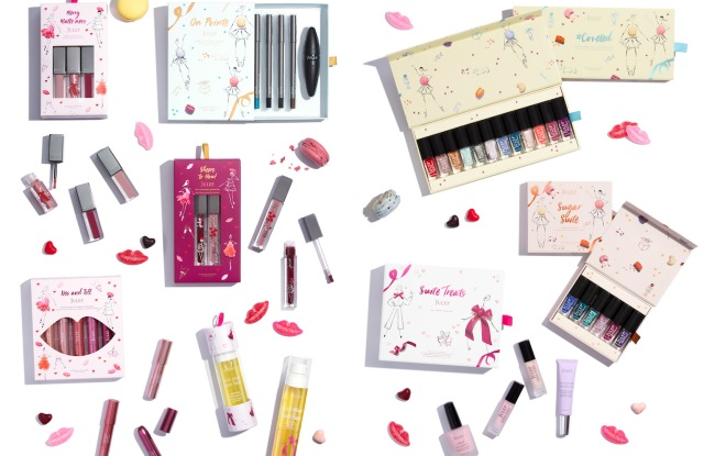 JulepÕs holiday collaboration with illustrator Gretchen Ršehrs.