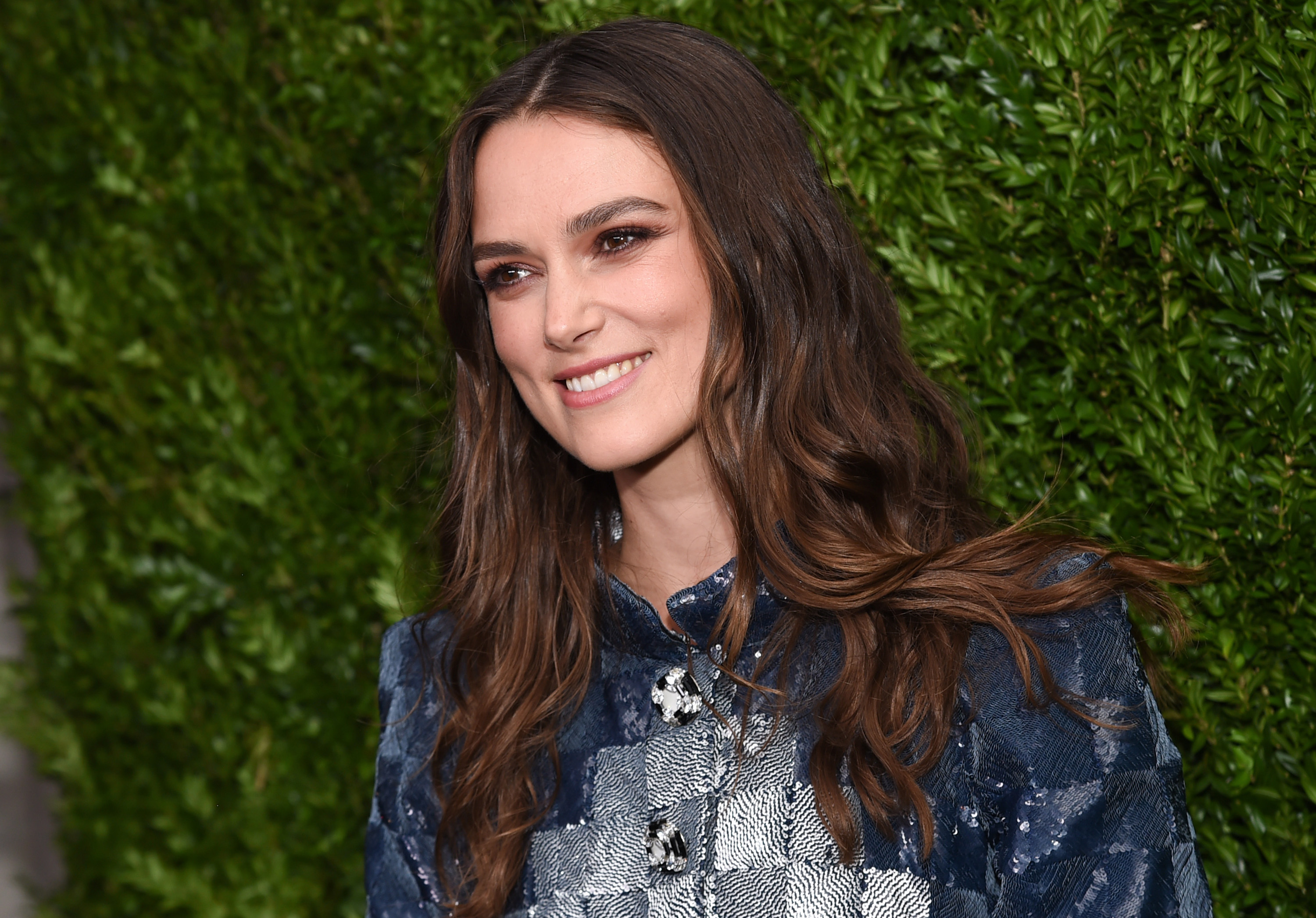 Actress Keira Knightley attends the CHANEL Fine Jewelry Dinner to celebrate the debut of The Jewel Box Boutique at Bergdorf Goodman, in New YorkCHANEL Fine Jewelry Dinner, New York, USA - 6 Sep 2016
