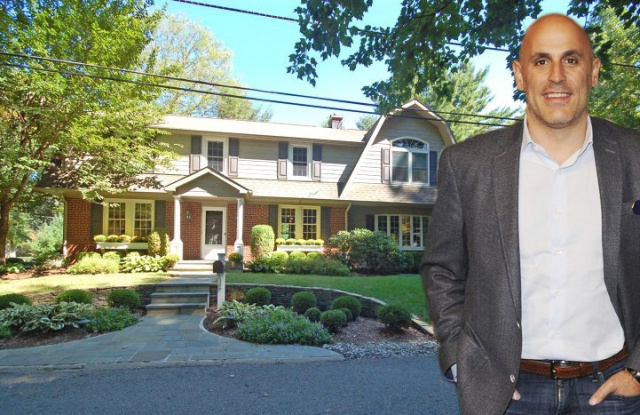 Marc Lore just sold this house.