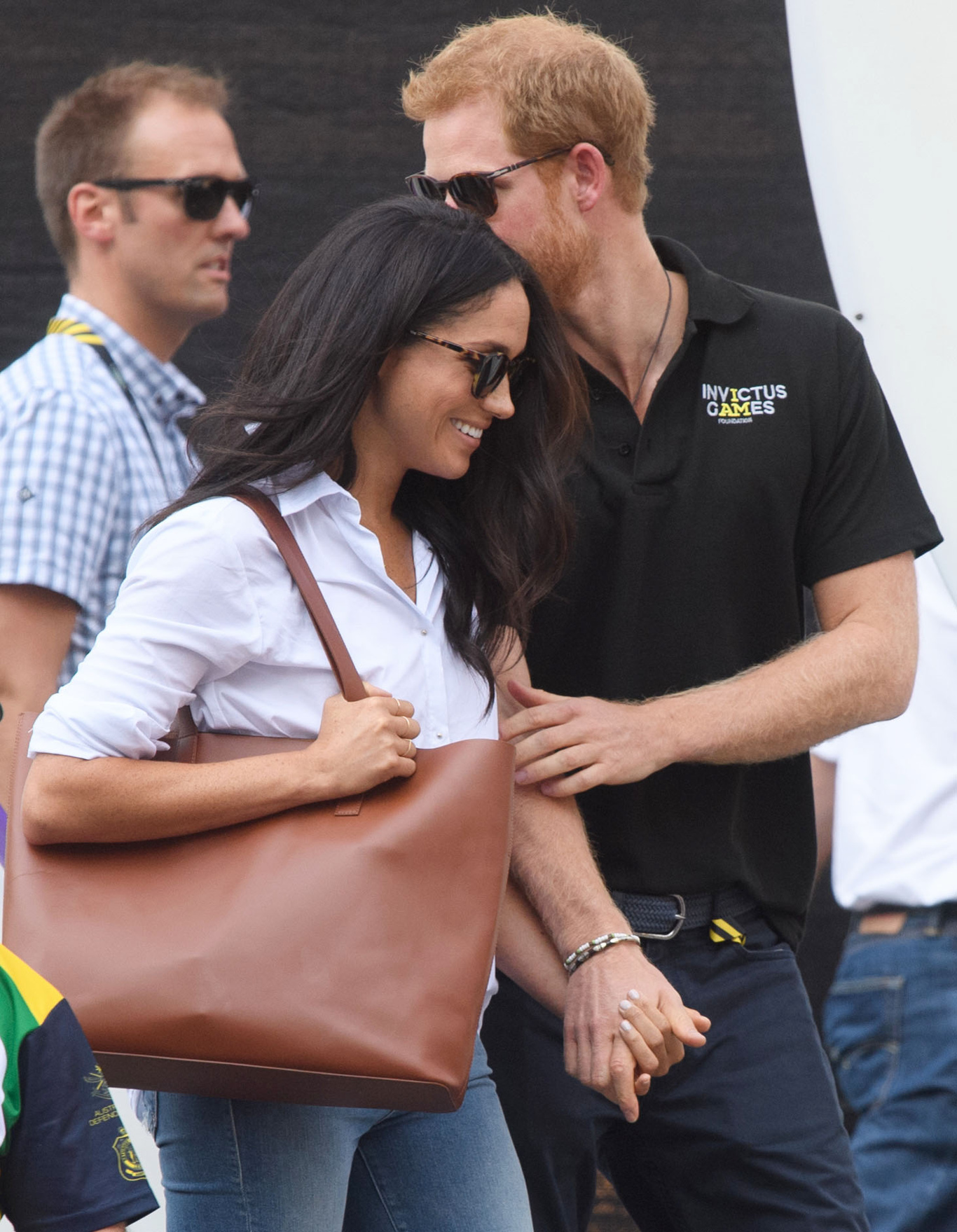 Meghan Markle and Prince HarryInvictus Games, Toronto, Canada - 25 Sep 2017