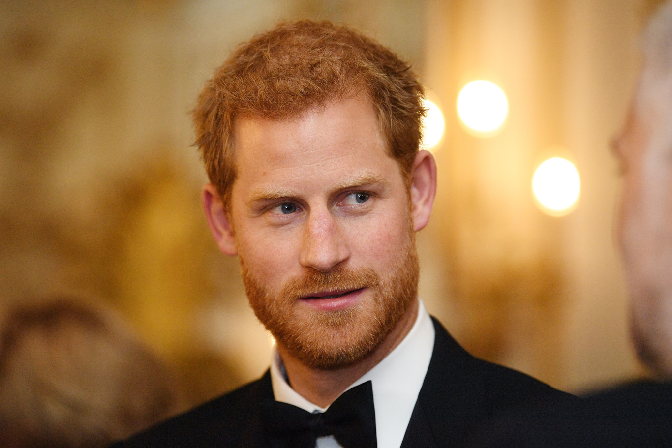 Prince Harry100 Women in Finance reception, Victoria and Albert Museum, London, UK - 11 Oct 2017100 Women in Finance reception and gala dinner in aid of the WellChild charity