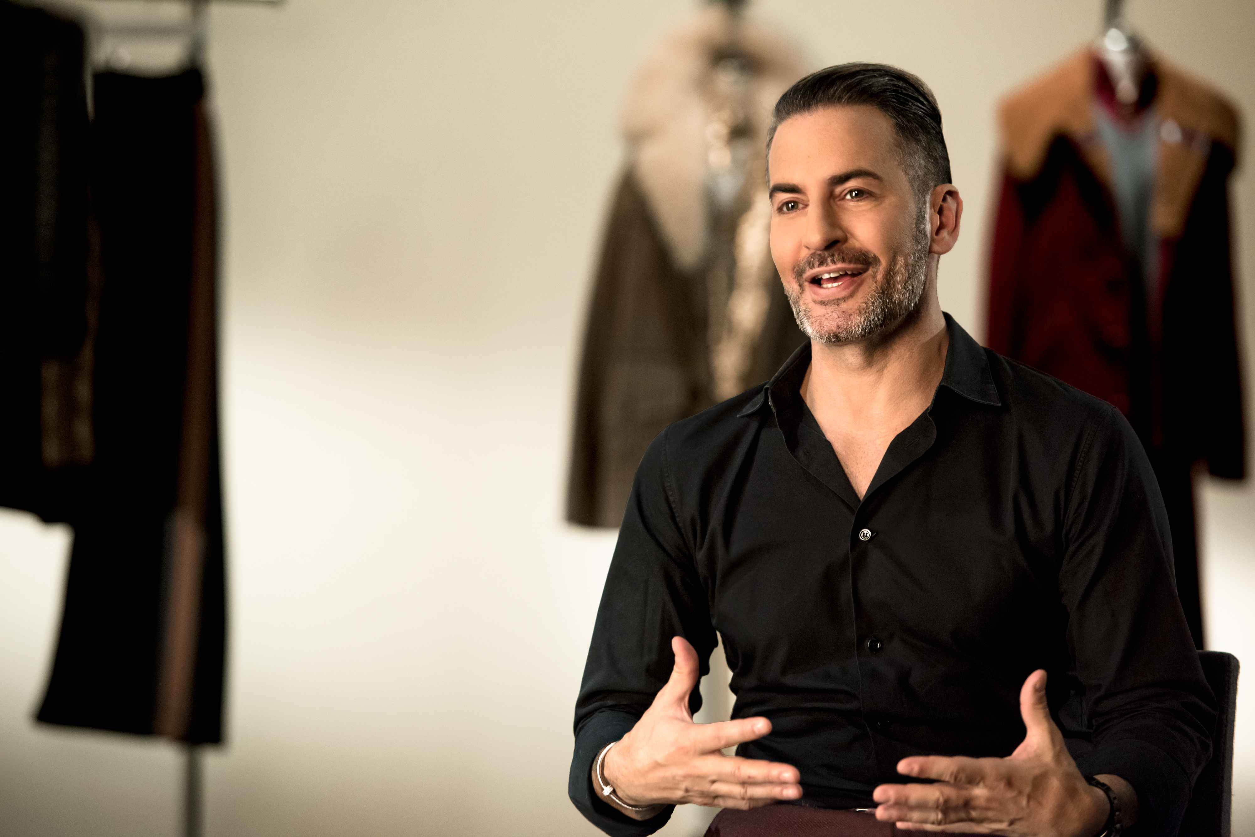 Exclusive: Marc Jacobs Teaching His First Online Course [Video] – WWD