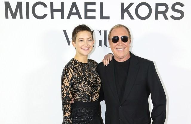 Michael Kors and Kate Hudson Host Dinner in Tokyo