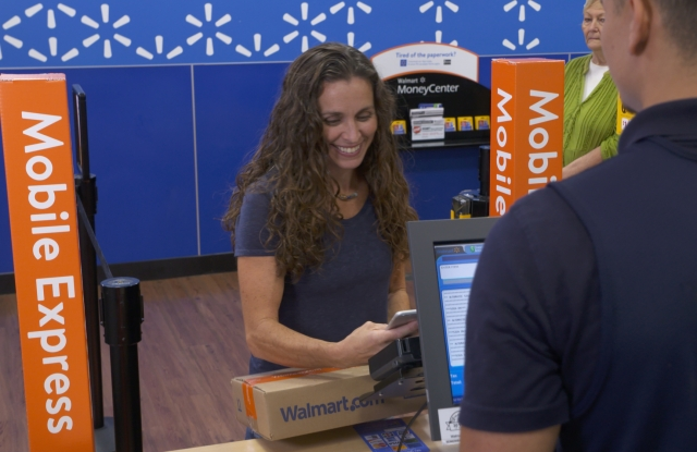 Wal-Mart recently introduced Mobile Express Returns to streamline the returns process.