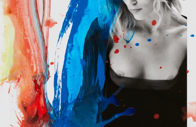 Nobuyoshi Araki artwork for Saint Laurent.