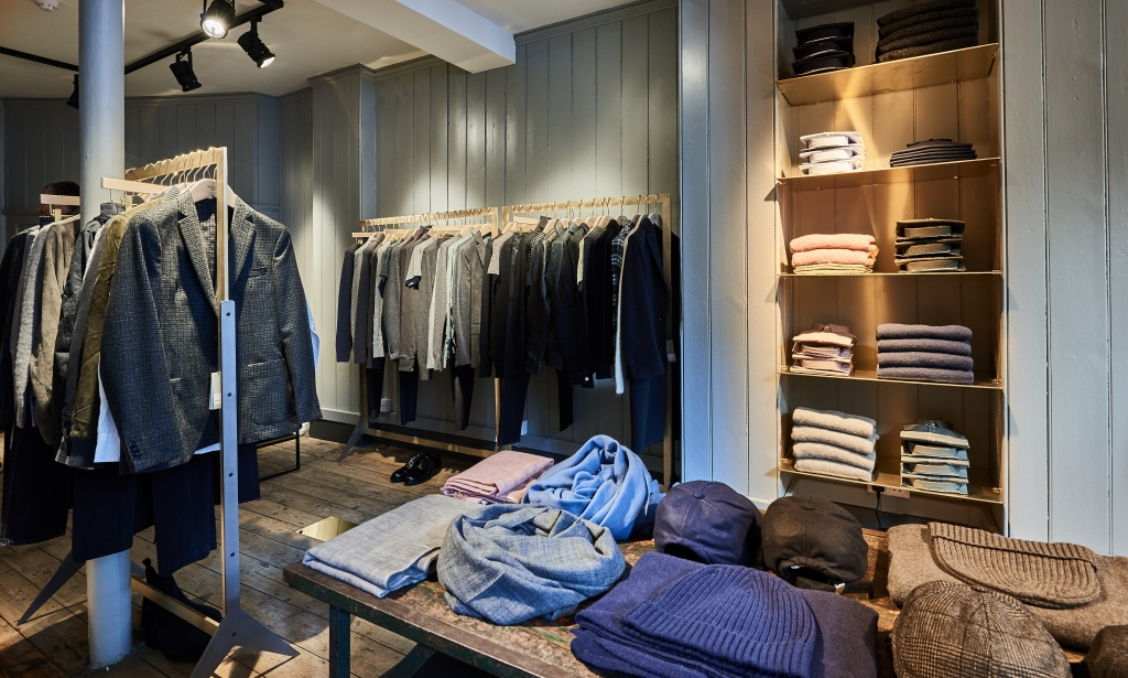 Officine Générale store in London