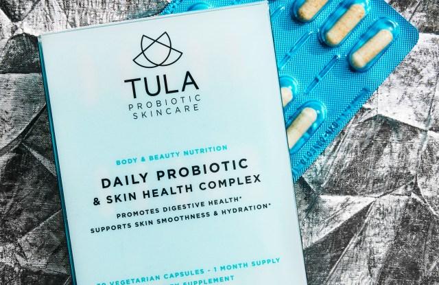 Tula's Daily Probiotic & Skin Health Complex