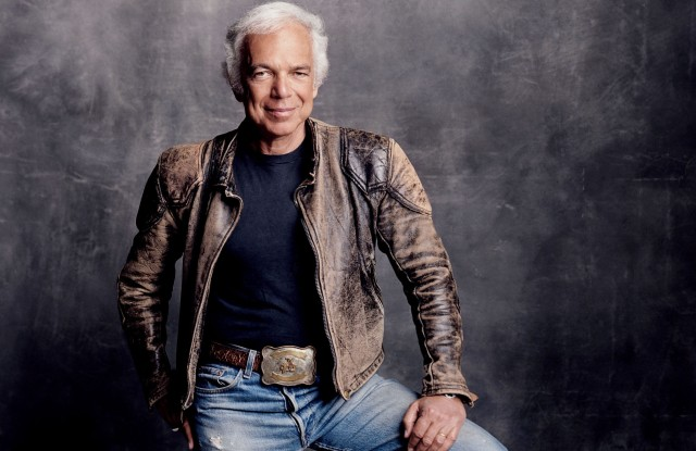 "A portrait of Ralph Lauren, shot by Mark Seliger in 2002, will appear in the National Portrait Gallery's ""Recent Acquisitions"" exhibit."