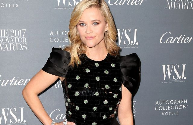 Reese Witherspoon at MOMA