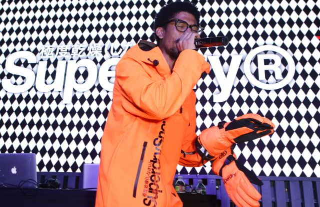 Hodgy Superdry