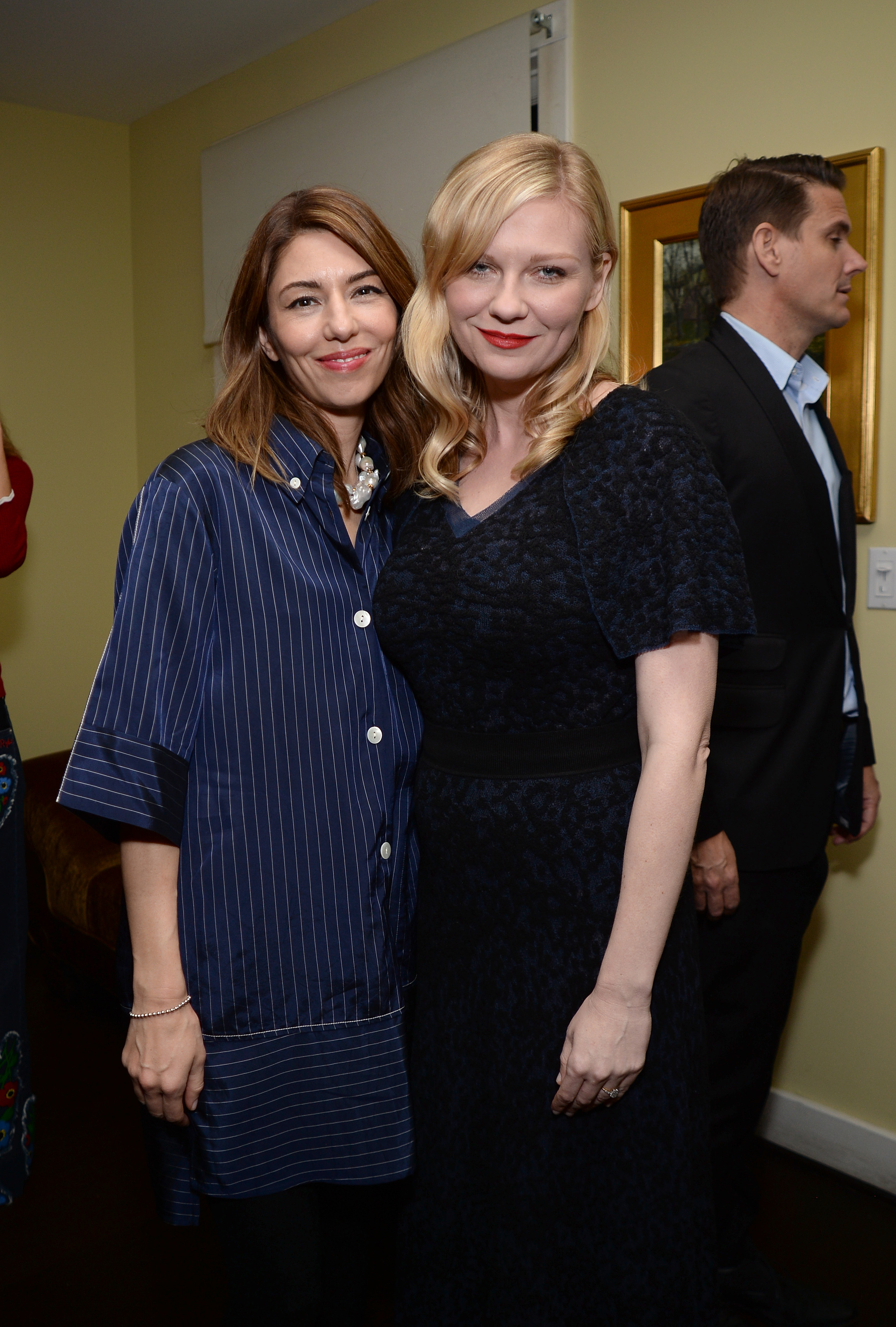 Sofia Coppola and Kirsten DunstSonia Rykiel event, Los Angeles, USA - 09 Nov 2017