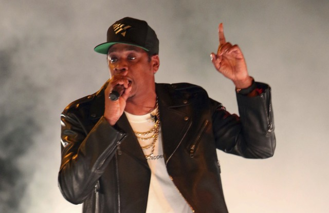 Jay-Z, Shawn Corey Carter. Jay-Z performs at Philips Arena, in AtlantaJay-Z In Concert - , Atlanta, USA - 14 Nov 2017