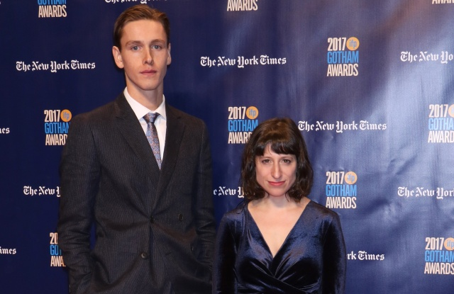 Harris Dickinson and Eliza Hittman27th Annual Gotham Independent Film Awards, Arrivals, New York, USA - 27 Nov 2017