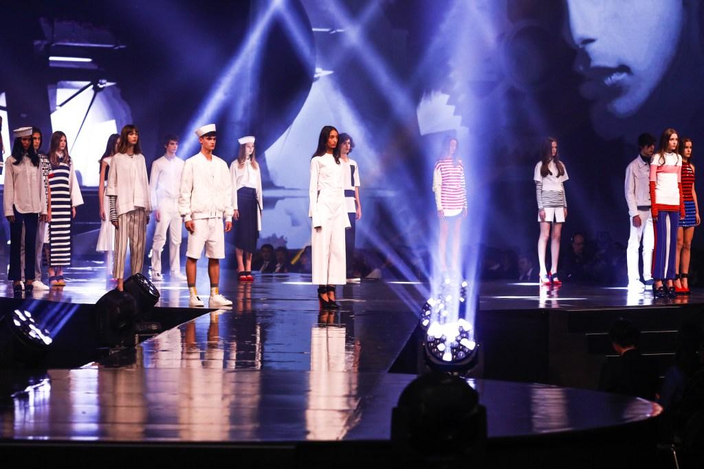Elite Model Look's Top 15 Winners.