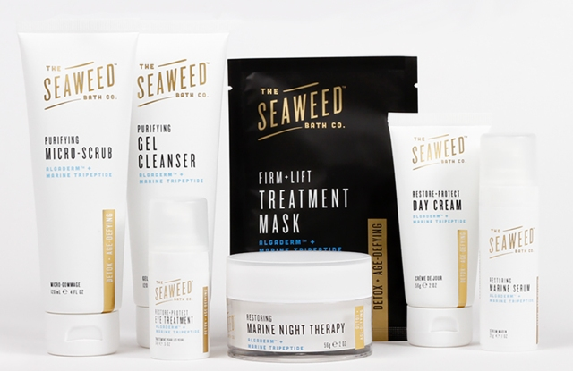 Products from The Seaweed Bath Co.