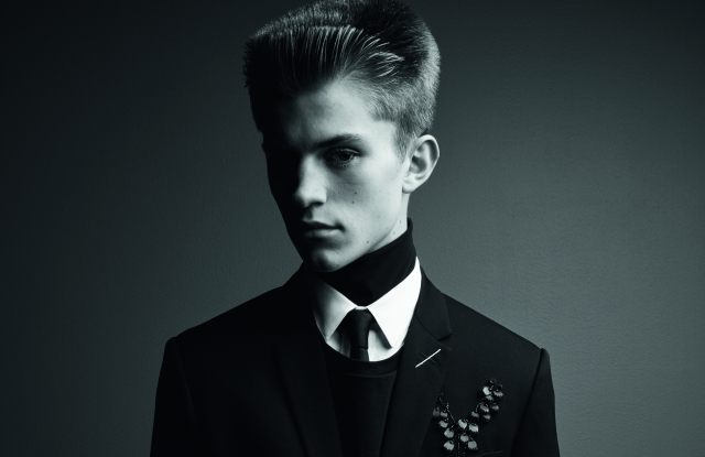 Spring 2018 Dior Homme capsule by Patrick Demarchelier