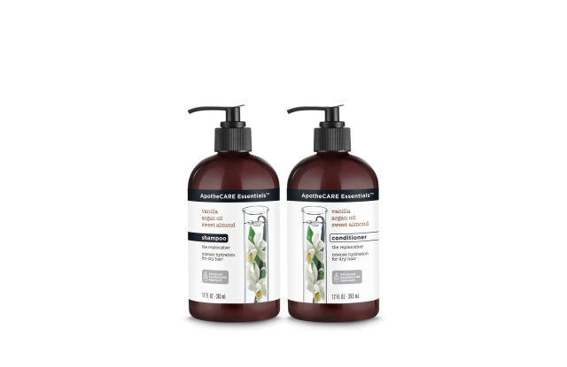 The Replenisher Shampoo and Conditioner