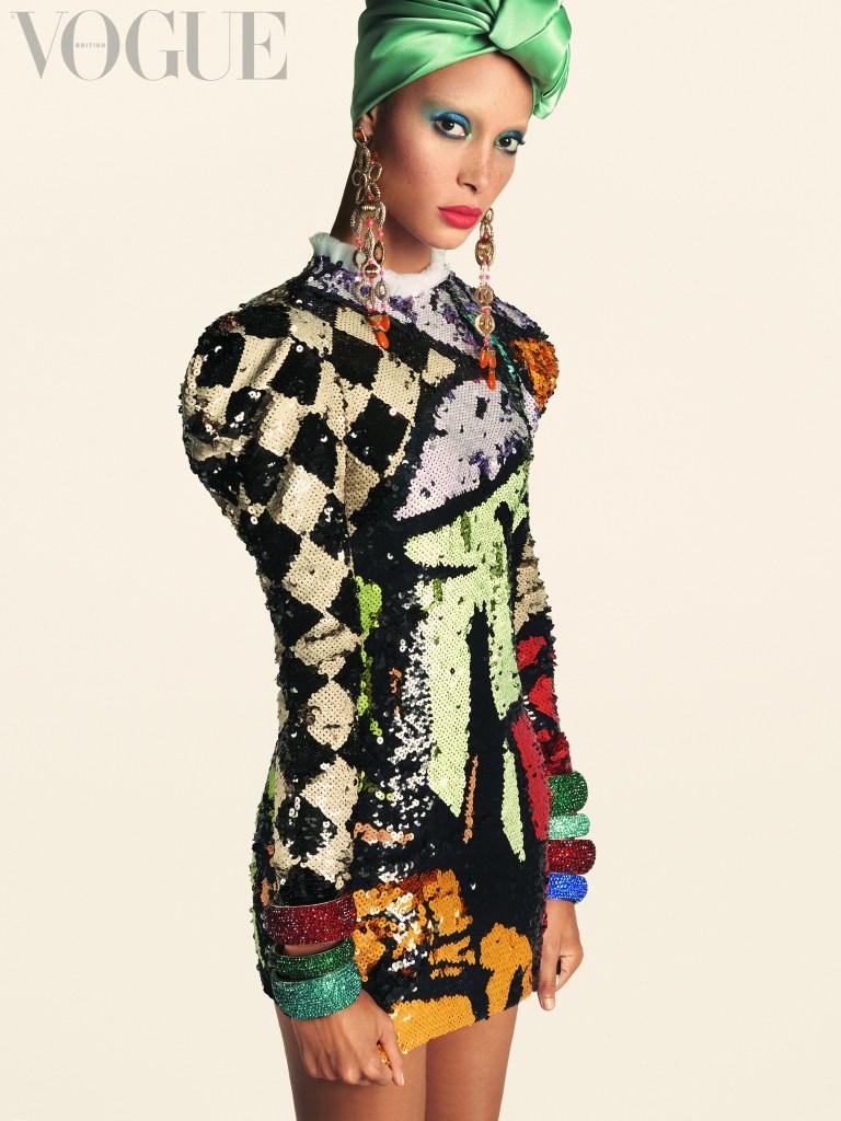 December issue British Vogue
