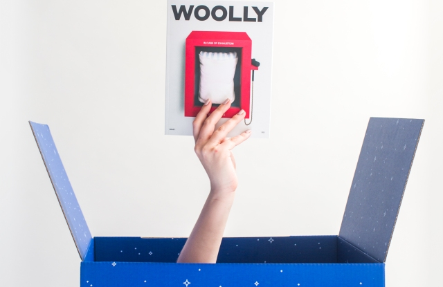 Woolly, a magazine from Casper.