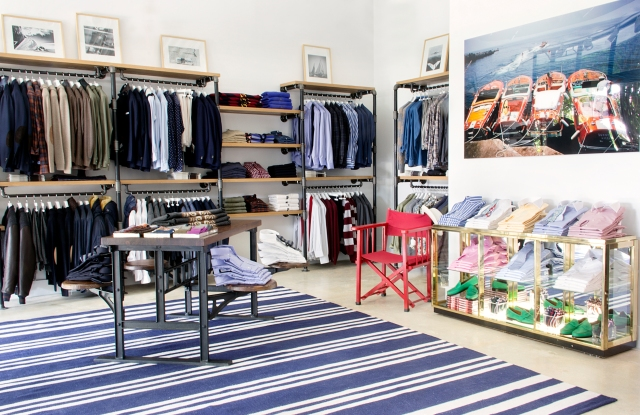 The Cremieux store in Palm Beach