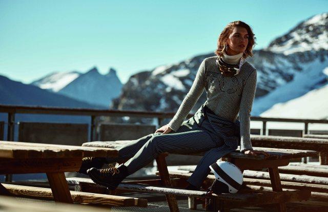 Jet-a-Porter ski campaign