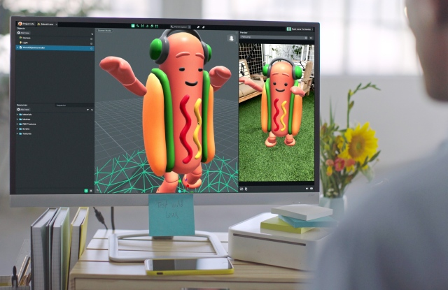 Snapchat Lens Studio Snap augmented reality ar