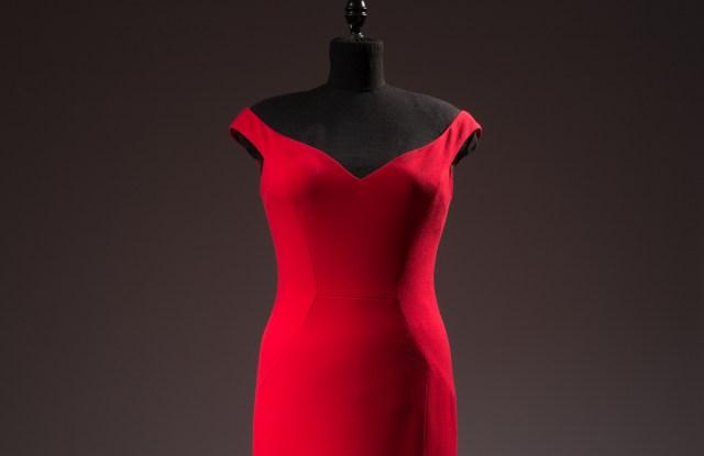 Christian Siriano's dress for Leslie Jones.