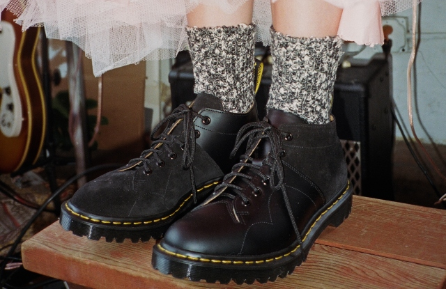 Engineered Garments Dr. Martens Church Boat