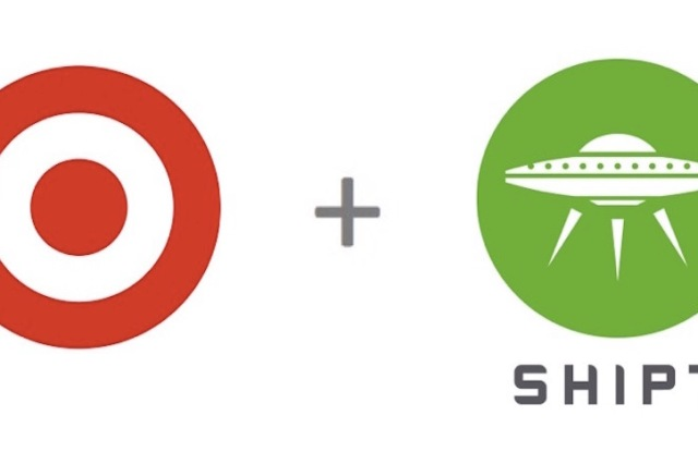 Target agreed to acquire Shipt for $550 million.