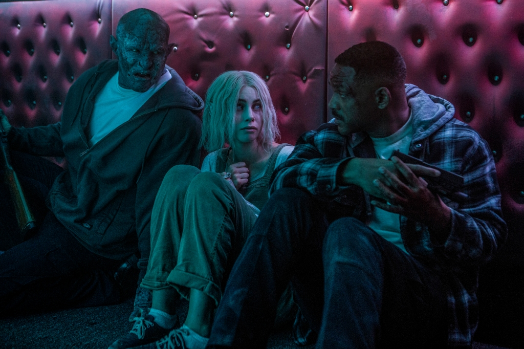 Still from Netflix's 'Bright'