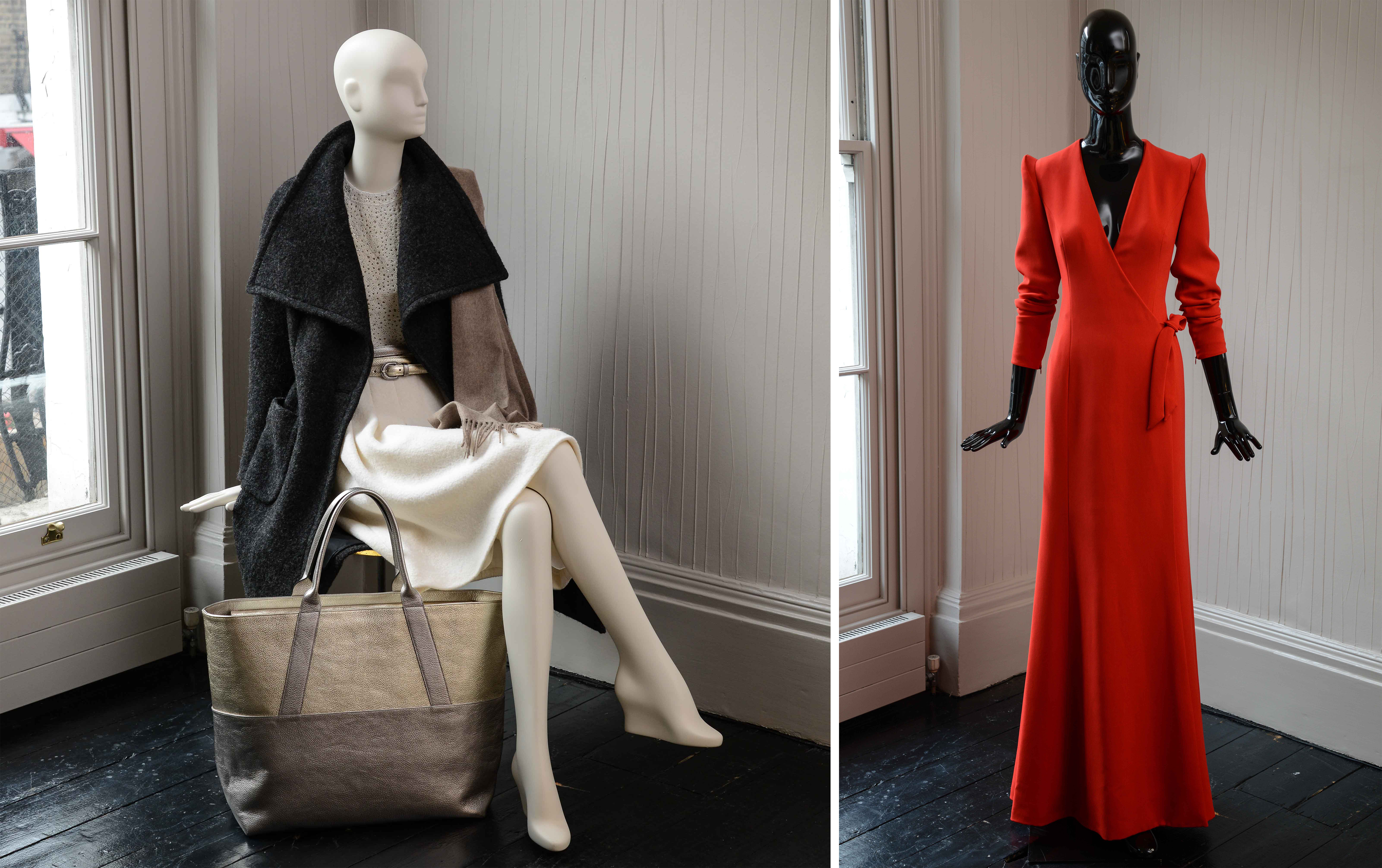 Looks from Bruce Oldfield