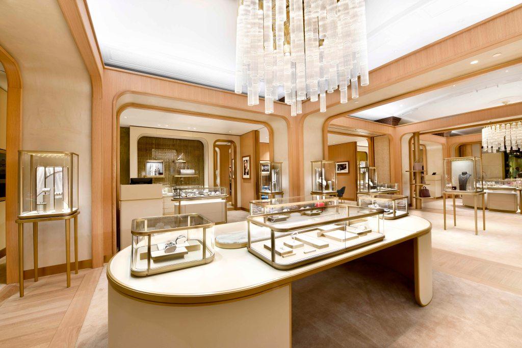 Cartier boutique Harrods