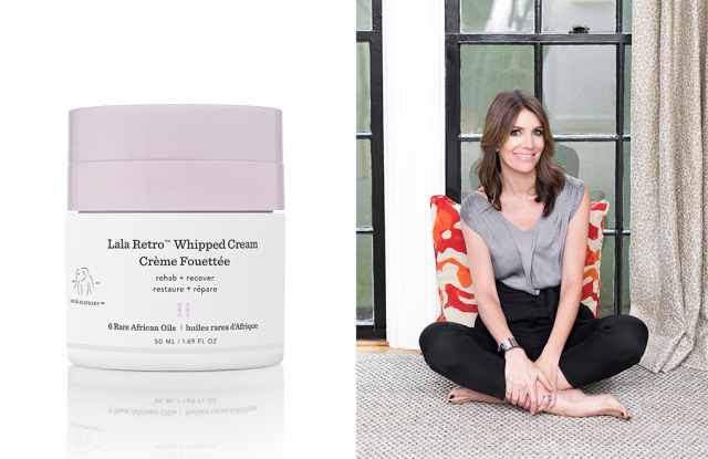 Drunk Elephant Lala Retro WhippedCream, Drunk Elephant founder Tiffany Masterson.