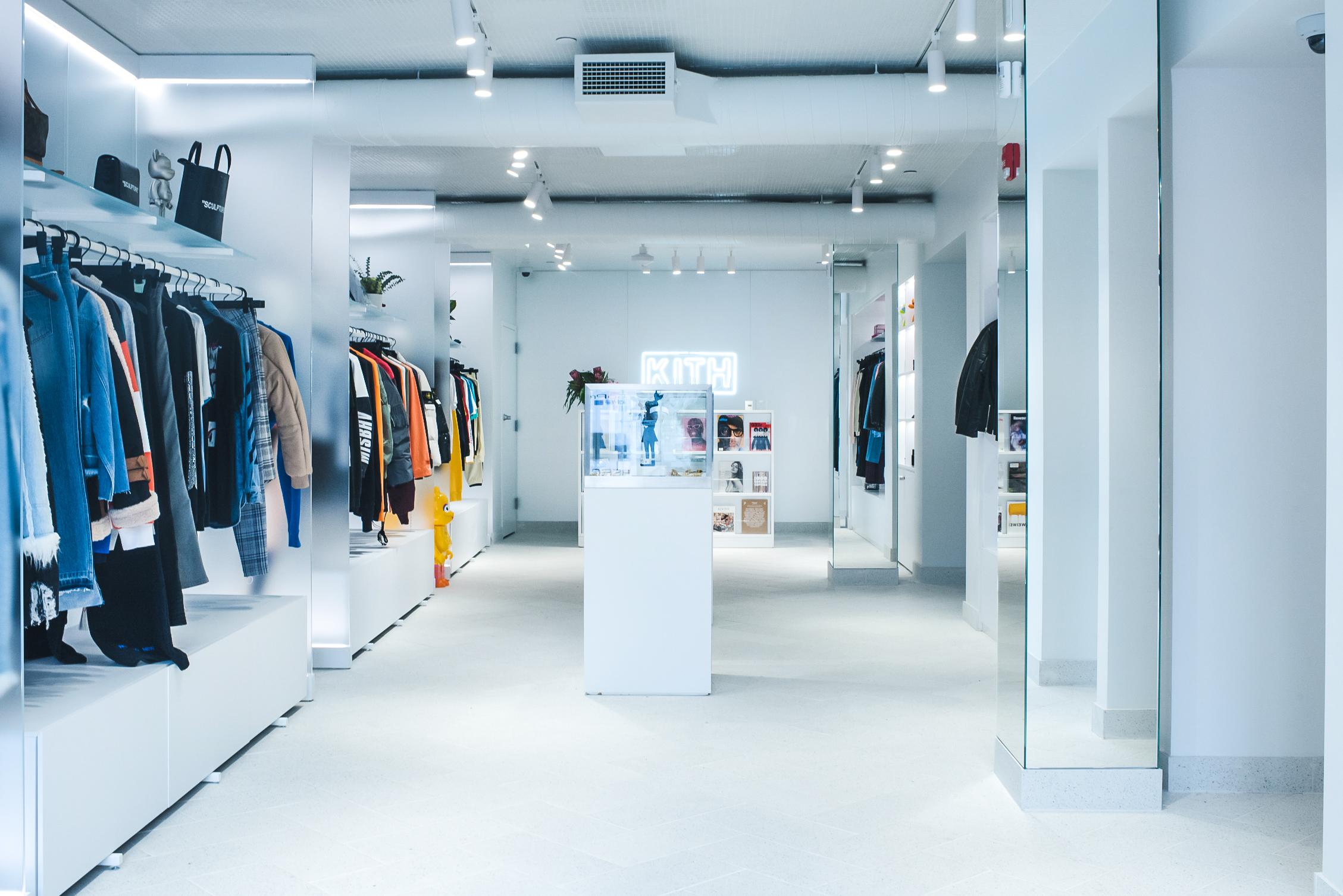 Kith Ronnie Fieg Store