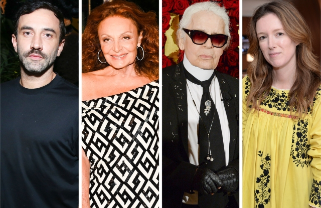 Designers Pick Favorite Decades in Fashion