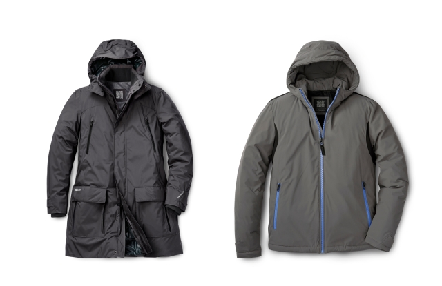 Geox Fall Breathable Jackets.