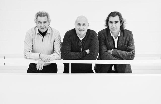 Giambattista Tirelli, Mauro Grifoni, Federico Zannini