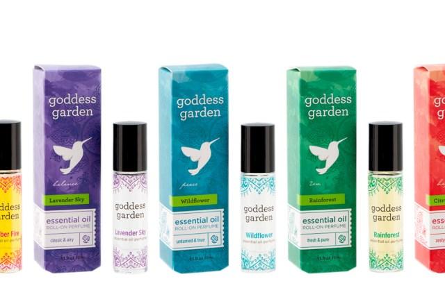 Goddess Garden Aromatherapy Perfumes