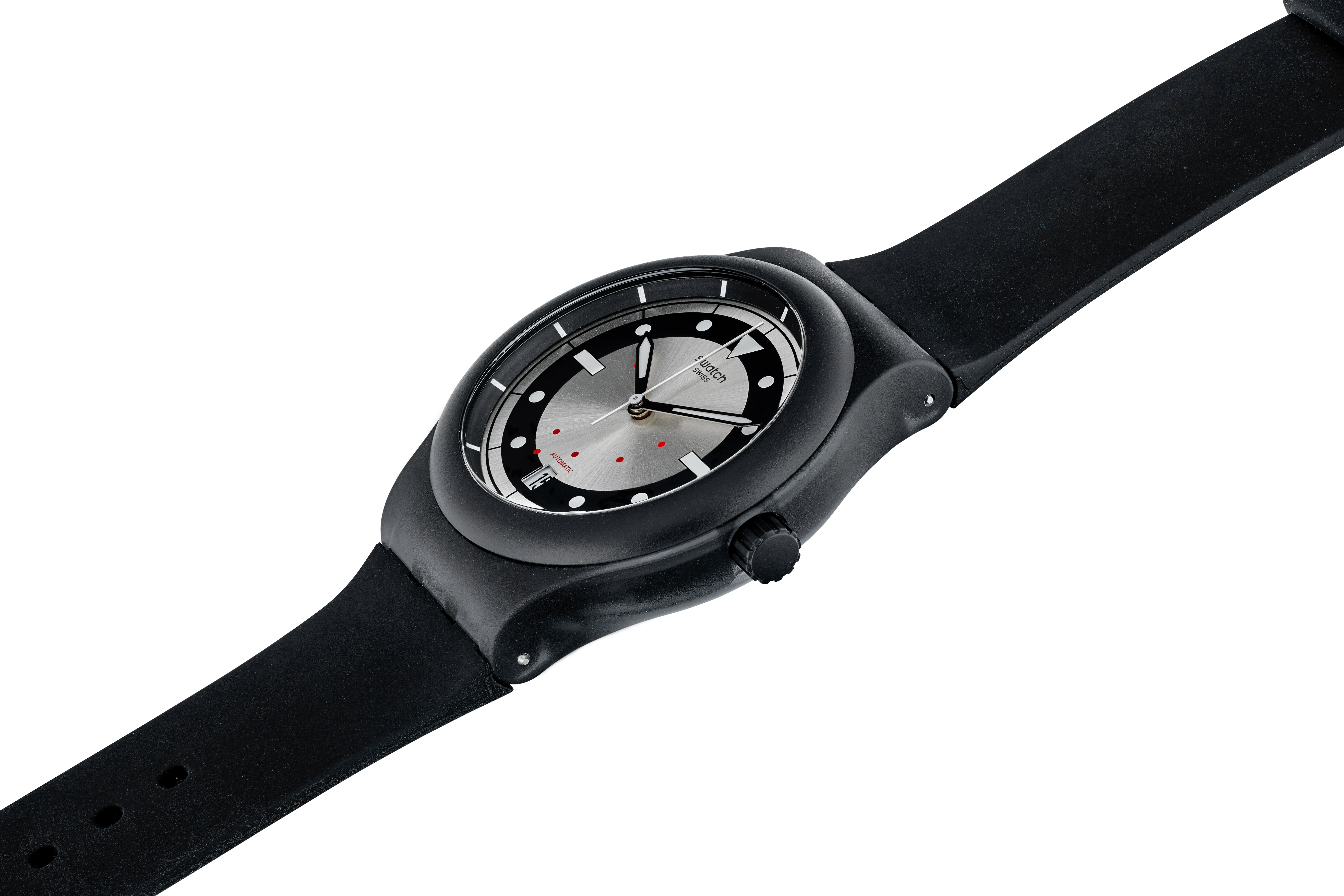 Hodinkee x Swatch