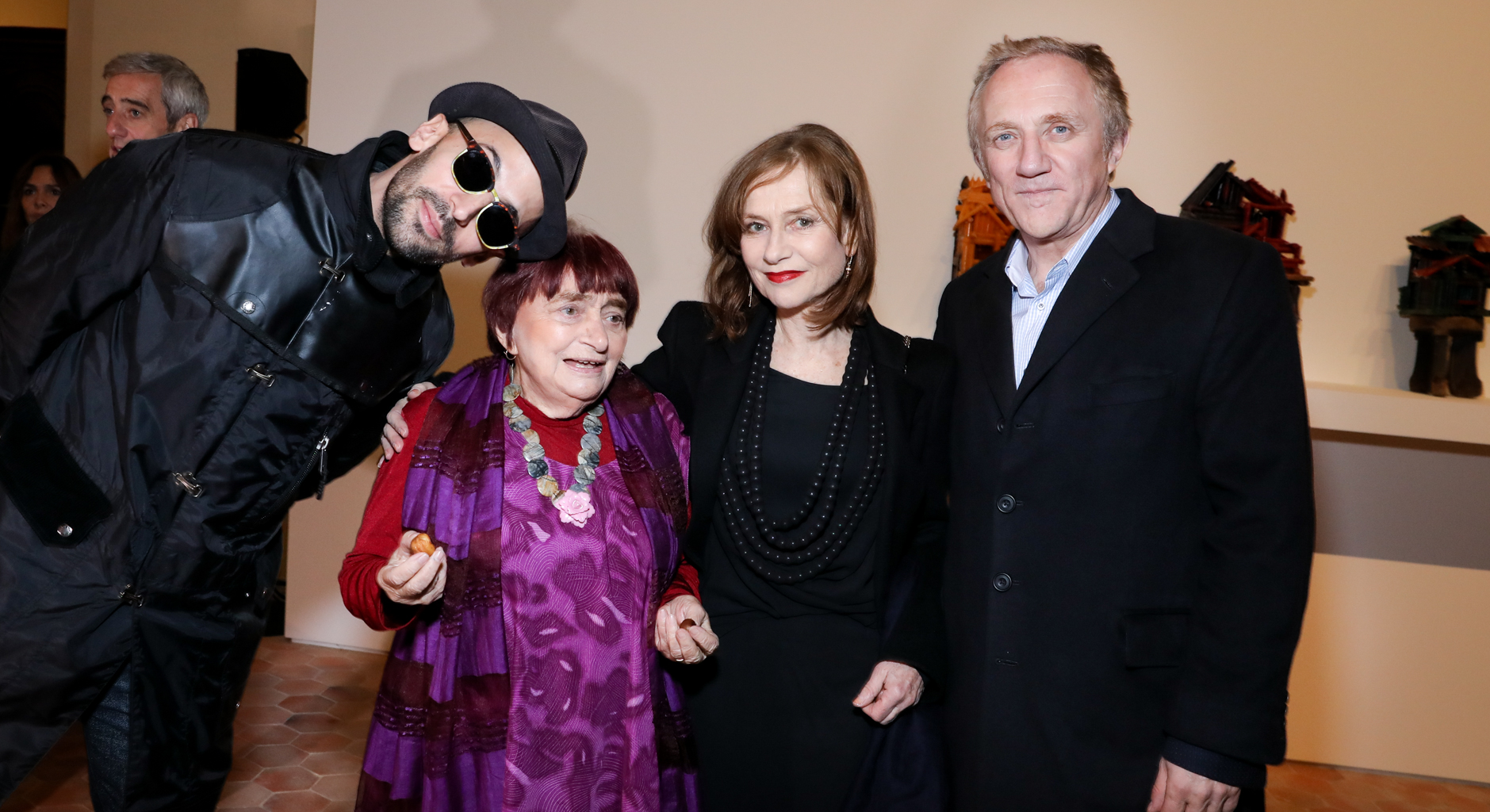 Kering Celebrates Agnès Varda's Honorary Oscar