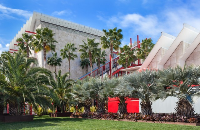 Gucci Places: LACMA, Los Angeles County Museum of Art.