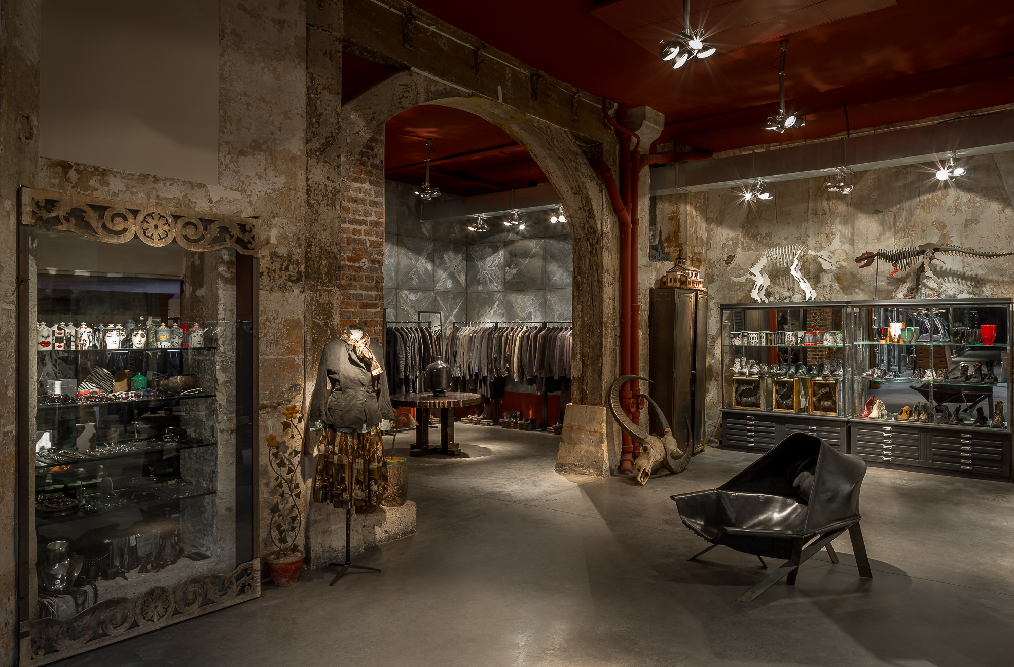 L'Eclaireur Herold store in Paris