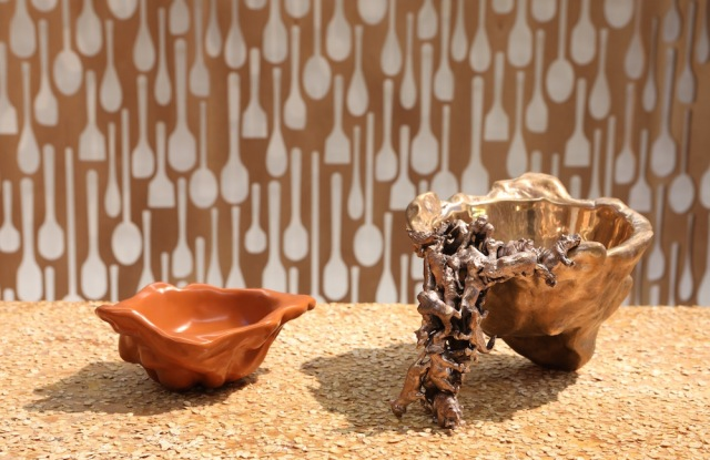 Bowls by the Campana brothers.